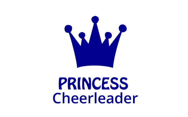 Logo Princess Cheerleader
